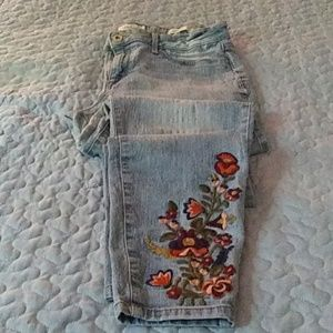 Jessica Simpson Super Skinny Jeans Size 32